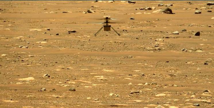دومین پرواز نبوغ در مریخ