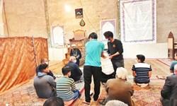 خادمی هیئت تعزیهخوانی از جهادگری تا توزیع پیاز رایگان