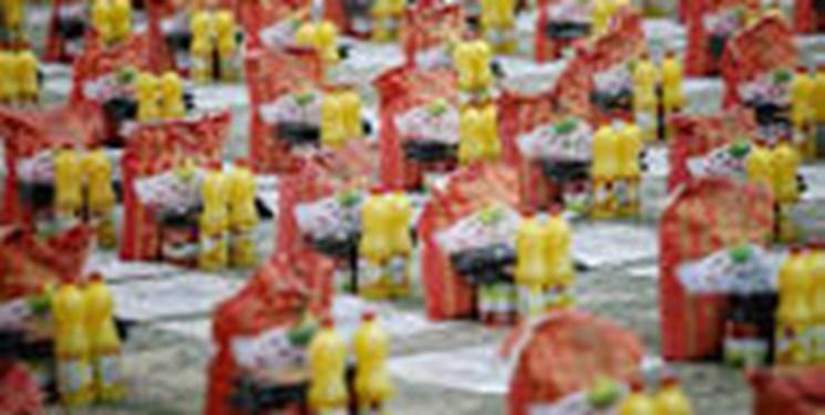 نیکوکاران گلستانی بیش از ۱۶ هزار بسته معیشتی بین نیازمندان توزیع کردند
