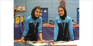 دعوت از ۳ ورزشکار فارسی به رقابتهای انتخابی تنیس روی میز تیم ملی