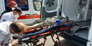 ۴ کشته و مجروح در حادثه ریزش آوار ساختمان در حال تخریب در بلوار سید رضی مشهد