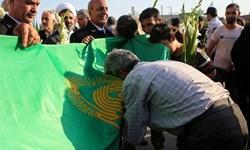 خادمیاران رضوی کرمانشاه قفل زندان را برای پدری ورشکسته باز کردند
