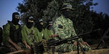 آغاز رزمایش نظامی بزرگ گروه مقاومت کتائب المجاهدین در نوار غزه