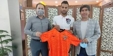 درخشش بازیکن هرمزگانی در لیگ دسته 3 باعث جذبش در اصفهان شد