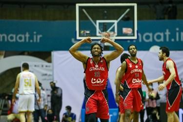 پری پتی ستاره تیم بسکتبال شهرداری گرگان