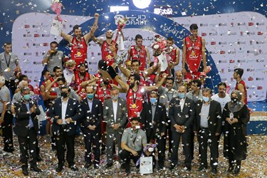 نخستین قهرمانی گرگانیها در تاریخ لیگ برتر بسکتبال