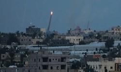 شنیده شدن صدای آژیر هشدار در جنوب فلسطین اشغالی