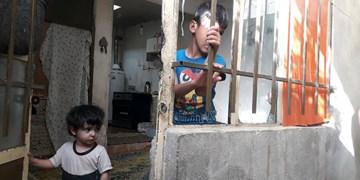 روایتی تلخ از بچههایی که قربانی اعتیاد والدین شدهاند