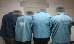 سارقان منازل خالی از سکنه منطقه دربند مهدیشهر دستگیر شدند