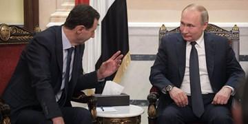اسد، پوتین را در جریان آمادگیها برای انتخابات سوریه قرار داد