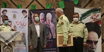 فرمانده جدید نیروی انتظامی بوشهر معرفی شد+ عکس