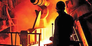 افزایش 11 درصدی تولید فولاد ایران در اسفند ماه/ کمترین افزایش تولید برای آمریکا