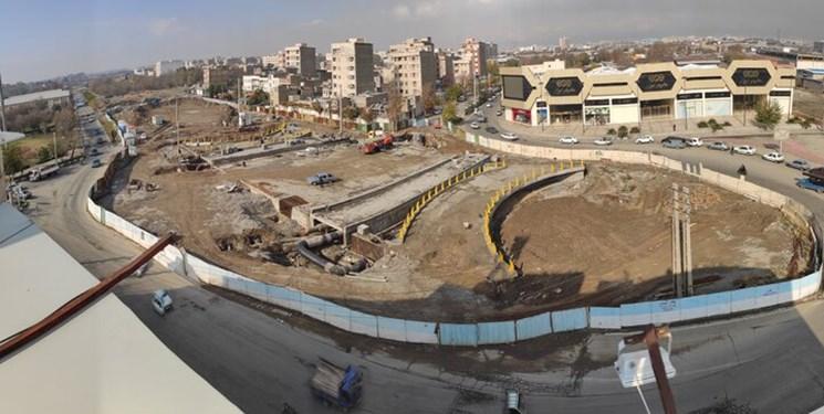 افتتاح بزرگراه شهید بروجردی تا 2 ماه آینده/احداث ساختمان بلدیه به کجا رسید؟