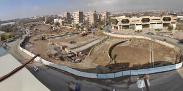 ۲۰ هزار مترمربع از پروژه بزرگراه شهید بروجردی آزاد شد