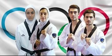 3 تکواندوکار در المپیک توکیو/افتخار دیگری برای تکواندو استان آذربایجانشرقی