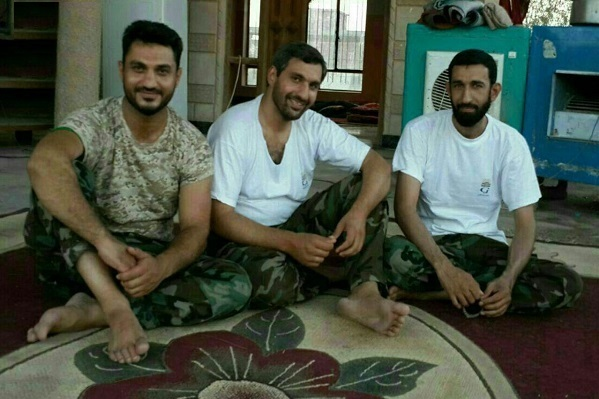 14000207000548 Test NewPhotoFree - ماجرای لبخند شهید مدافع حرم بعد از شهادت