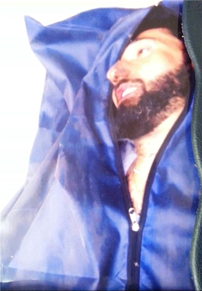 14000207000600 Test NewPhotoFree - ماجرای لبخند شهید مدافع حرم بعد از شهادت