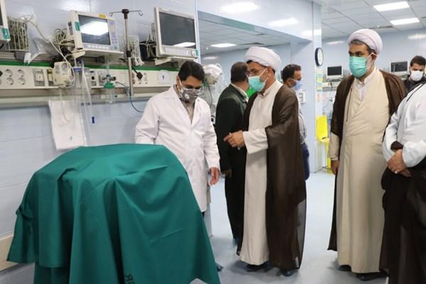 14000207000709 Test PhotoL - خرید بروزترین تجهیزات درمانی توسط اوقاف برای بیمارستان امام ساری