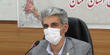 بستری ۵۸ بیمار جدید مبتلا به کرونا در سمنان