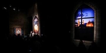 مراسم مناجات خوانی ماه رمضان ||| هیئت ریحانه النبی