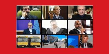 فارس۲۴  از حواشی فایل صوتی ظریف تا نظر رئیسی درباره کاندیداتوری