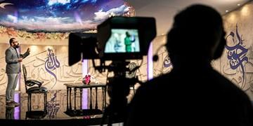 پشت صحنه برنامه تلویزیونی «ماهِ ماه»