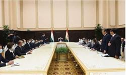 تعیین نماینده جدید دائم تاجیکستان در سازمان