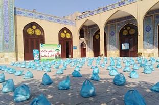 14000208000186 Test PhotoH - رزمایش کمک مؤمنانه سپاه رفسنجان؛ از توزیع ۱۲۴۷ بسته معیشتی تا آزادی ۳ زندانی