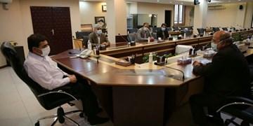 اهدای تجهیزات ضدکرونایی ازطرف ستاد اجرایی فرمان امام به ستاد مقابله با کرونای تهران