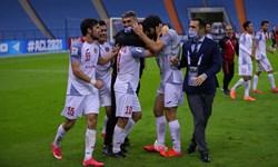 پیروزی تیم «استقلال» تاجیکستان بر «شباب الاهلی» امارات+تصاویر