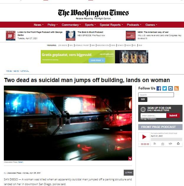 14000208000451 Test NewPhotoFree - اخبار زنی که به خاطر خودکشی یک مرد کشته شد در صدر خبر رسانه ها