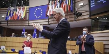 پارلمان اروپا توافق پسابرگزیت با بریتانیا را تصویب کرد