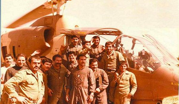 14000208000591 Test PhotoI - همسر شهید شیرودی: هواپیمای عراقی وارد منزل ما شد؛ اما جبهه را ترک نکرد
