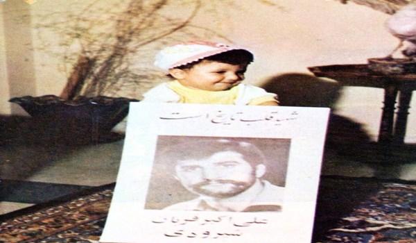14000208000593 Test PhotoI - همسر شهید شیرودی: هواپیمای عراقی وارد منزل ما شد؛ اما جبهه را ترک نکرد