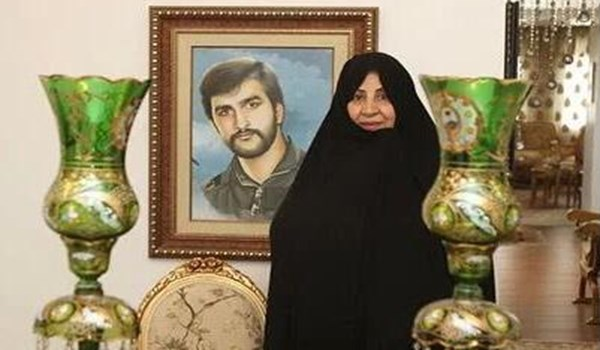 14000208000595 Test PhotoI - همسر شهید شیرودی: هواپیمای عراقی وارد منزل ما شد؛ اما جبهه را ترک نکرد