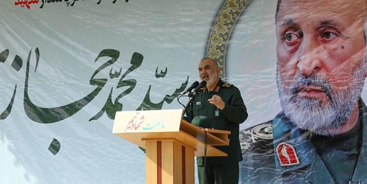 سرلشکر سلامی: اگر حاجقاسم در میدان نبود، امروز داعش یک کرونای امنیتی عالمگیر بود