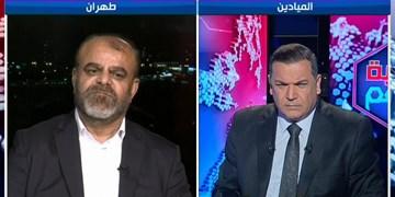 رستم قاسمی: فشار تحریمی آمریکا نمیتواند ایران را به مذاکرات غیربرجامی برساند