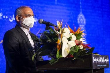 سخنرانی محسن حاجیمیرزایی وزیر آموزش و پرورش در آیین گرامیداشت روز ملی تکریم خیرین مدرسهساز کشور
