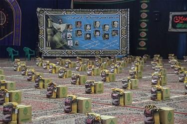 کمک مومنانه ویژه ماه رمضان در کرمان