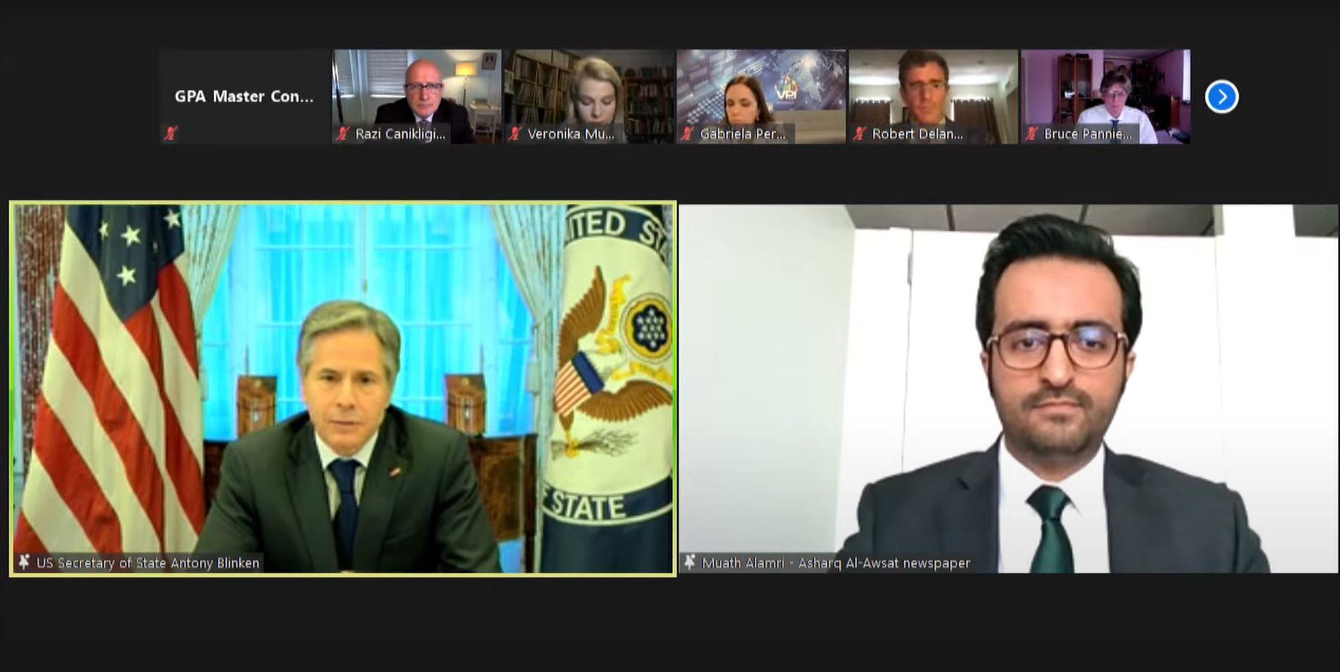 بلینکن: علیرغم توافق، به اقدام علیه فعالیتهای ایران در دیگر حوزهها ادامه میدهیم
