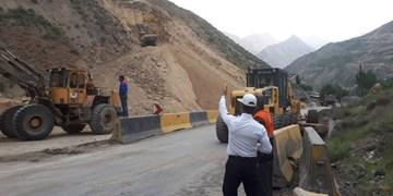 ترافیک سنگین در برخی مقاطع محورهای هراز و فیروزکوه/ هراز ۱۰ خرداد مسدود است
