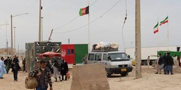تردد مسافرین از مرزهای افغانستان به ایران بهدلیل شیوع کرونا متوقف شد