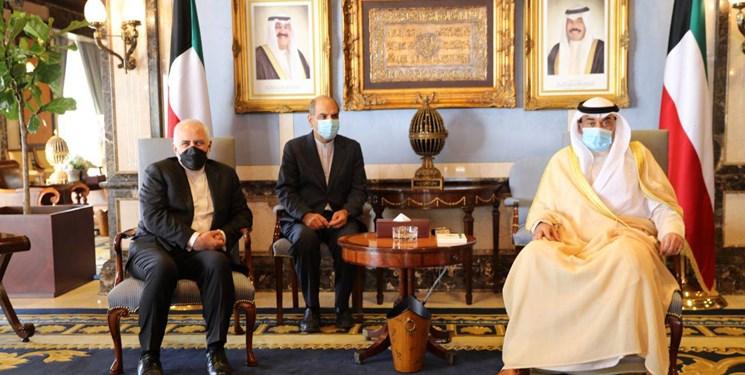 گزارش توئیتری ظریف از سفرش به چهار پایتخت عربی همسایه