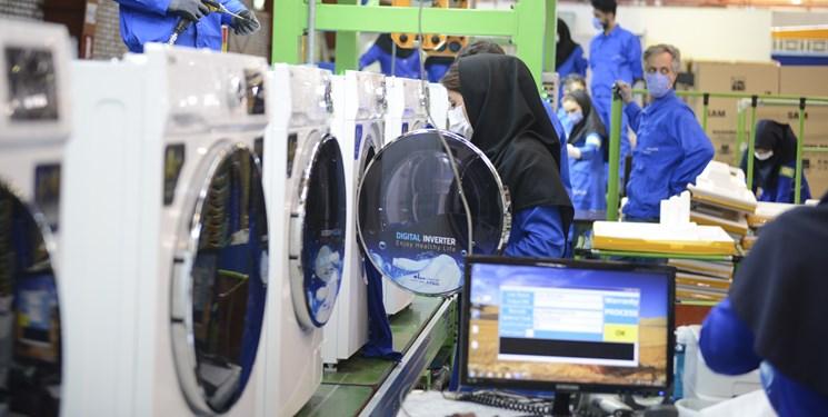 فارس من| لباسشویی ایرانی جایگزین محصول کره ای شد/داخلی سازی ۹۰ درصدی در تولید برخی لوازم خانگی