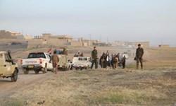 پایان عملیات ضد داعش الحشد الشعبی در نینوی