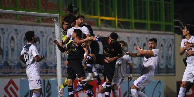 یک چهارم نهایی جام حذفی| ملوان - خیبر؛ تقابل پرسپولیسی های سابق