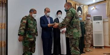 «سرهنگ سهراب اصغرزاده» فرمانده تیپ ۲۳۰ ارتش در گلستان شد