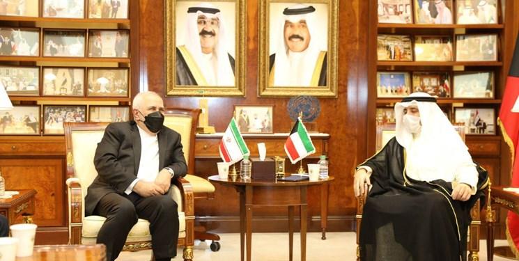وزیر خارجه کویت در مراسم تحلیف آیتالله رئیسی شرکت میکند