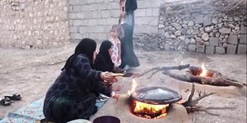بانویی که30روز ماه رمضان را نذری میدهد