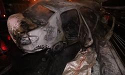 3 کشته و زخمی در تصادف محور گچساران- دژسلیمان
